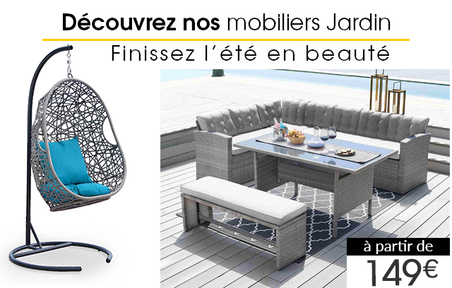 COLLECTIONS MOBILIERS JARDIN
