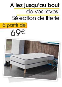 SÉLECTION DE LITERIE DECOINPARIS