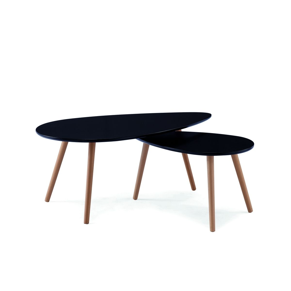 deco in paris 9 table basse scandinave noir avesta avesta table base noir. Black Bedroom Furniture Sets. Home Design Ideas