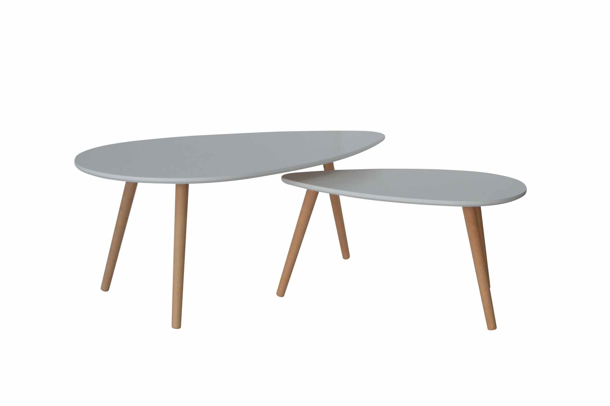 Table scandinave blanc home design architecture for Table basse grand format
