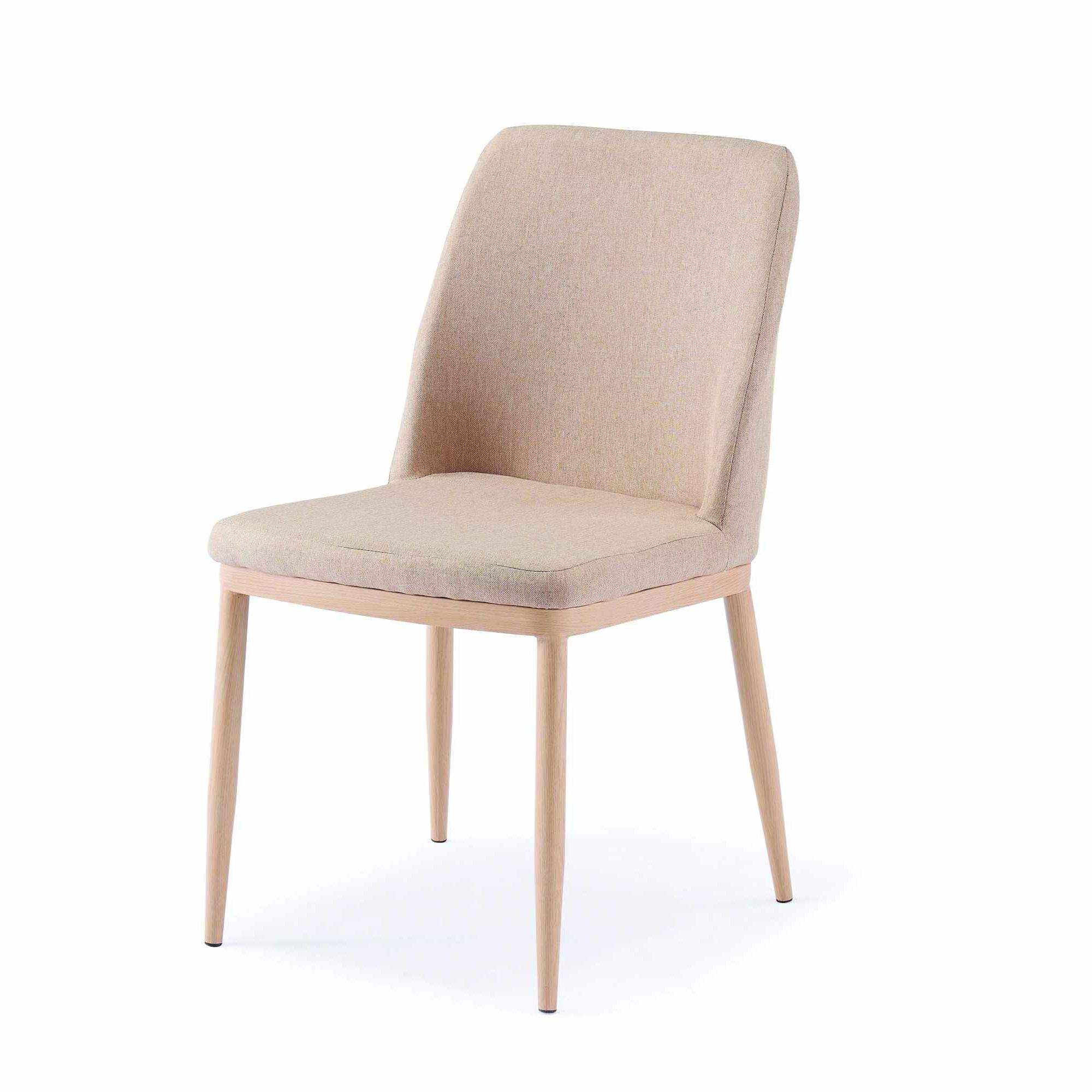 Deco in paris 1 table 4 chaises scandinave yeta yeta for Table chaise scandinave