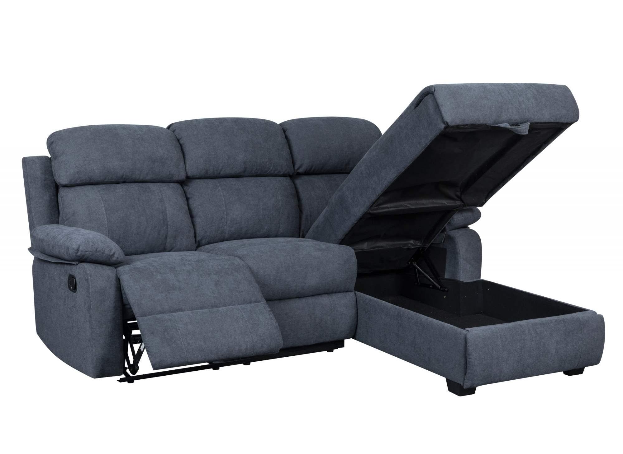 deco in paris canape relax avec meridienne et coffre de. Black Bedroom Furniture Sets. Home Design Ideas