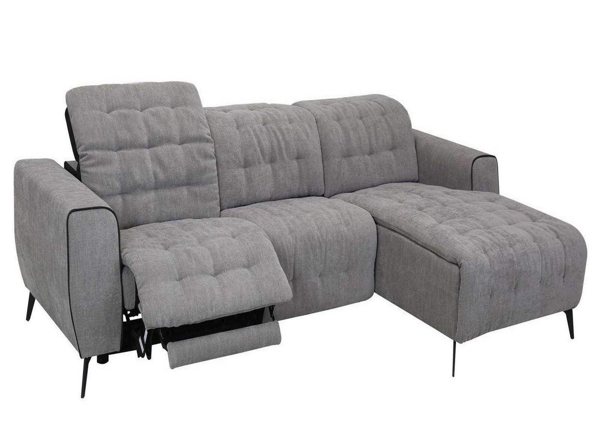 deco in paris 4 canape relax d angle droit avec. Black Bedroom Furniture Sets. Home Design Ideas
