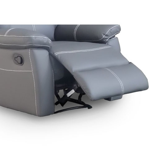 Fauteuil relax gris JOEY