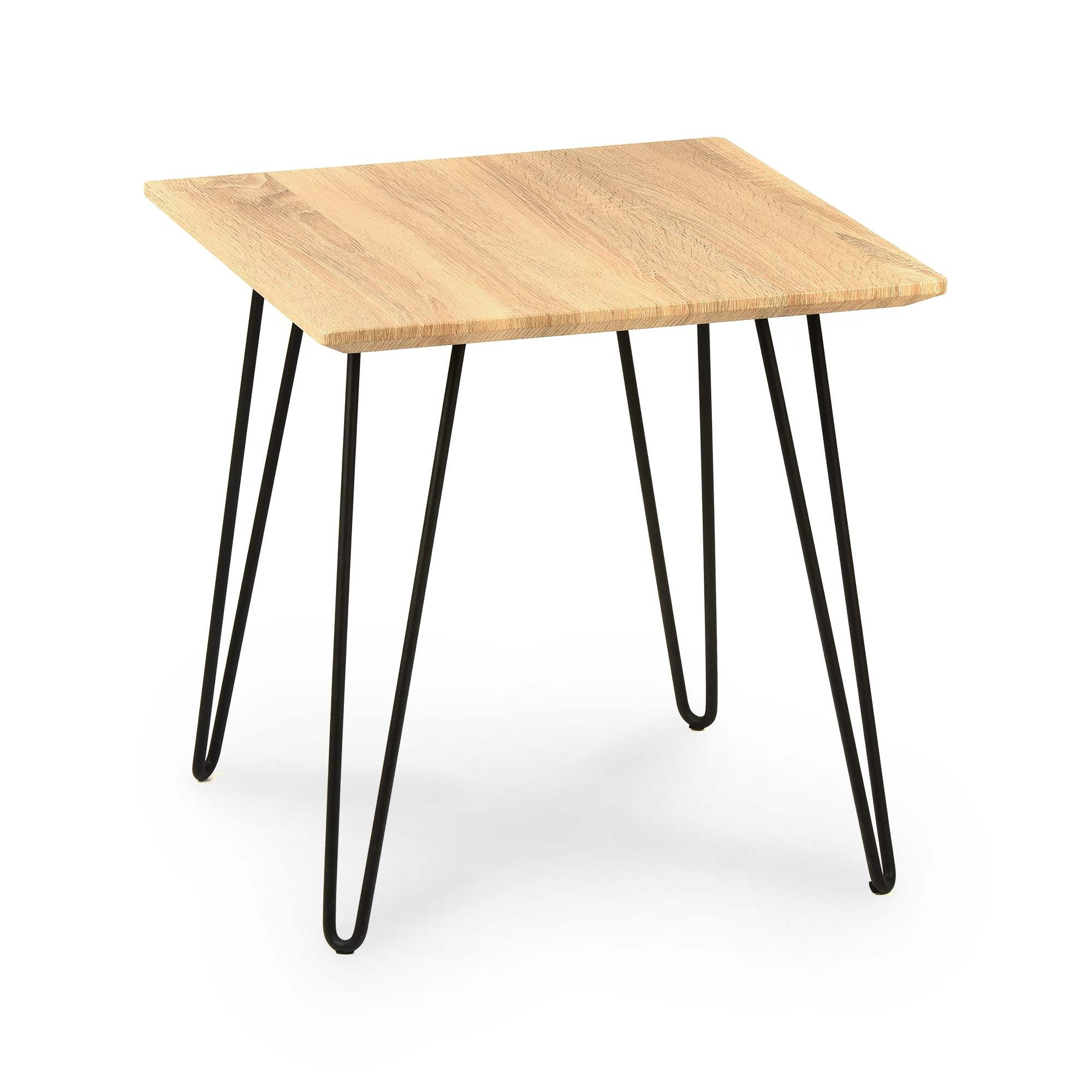 Table basse d'appoint design rétro SABA