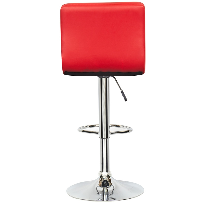 Deco in paris lot de 4 tabourets de bar rouge scalo tab rouge lot4 scalo - Lot 4 tabouret de bar ...