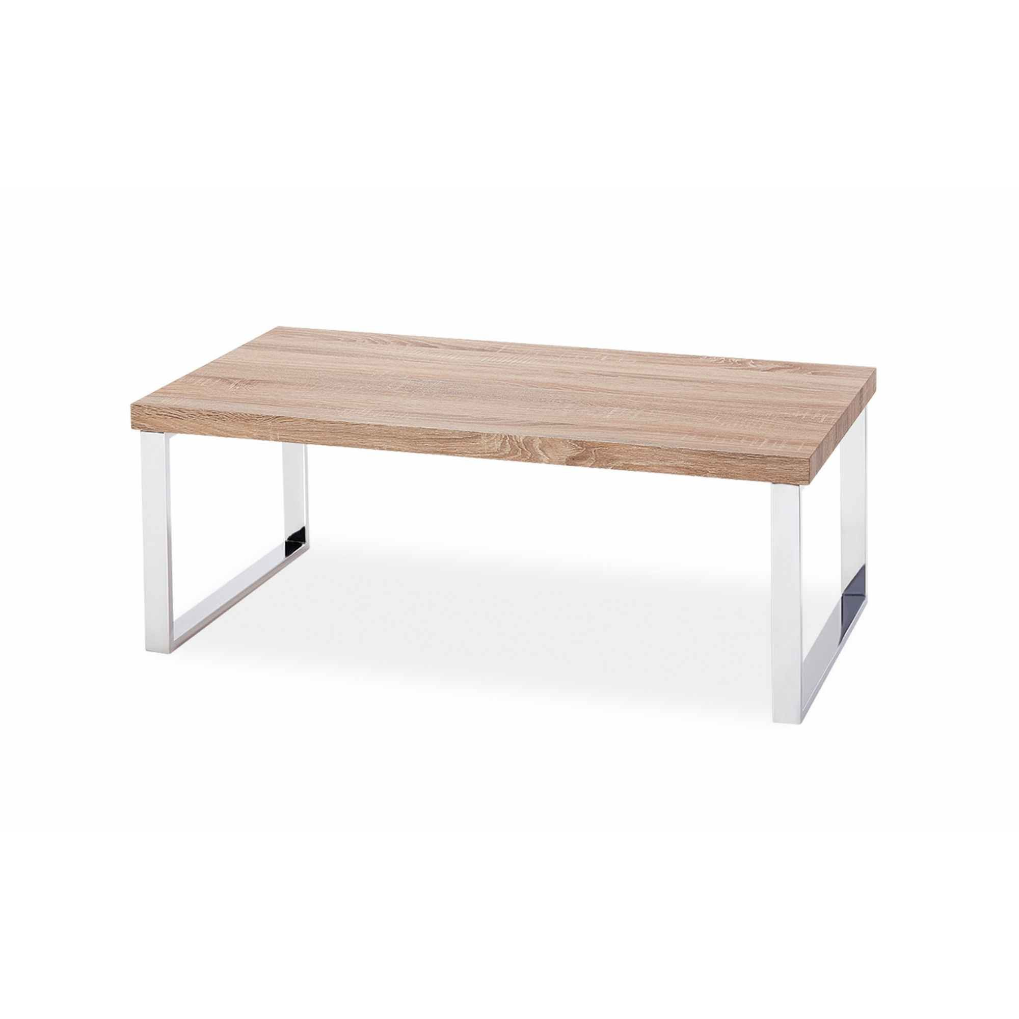 Table basse ronde blanc pied bois table basse ronde vente - Table ronde telescopique ...