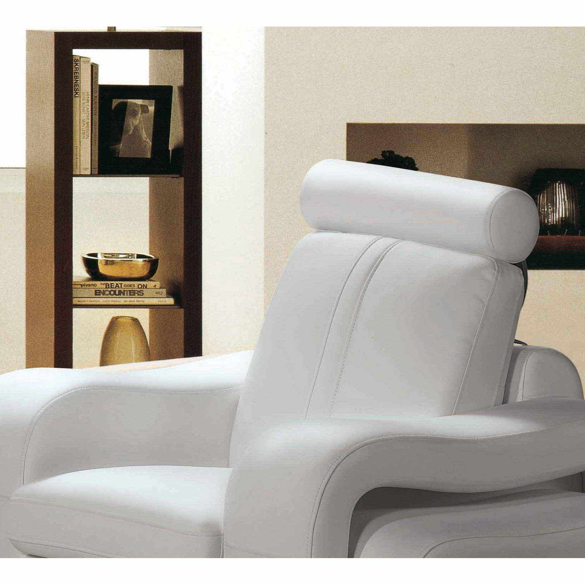 deco in paris ensemble cuir blanc canape havane 3 1 places havane 3 1 blanc. Black Bedroom Furniture Sets. Home Design Ideas