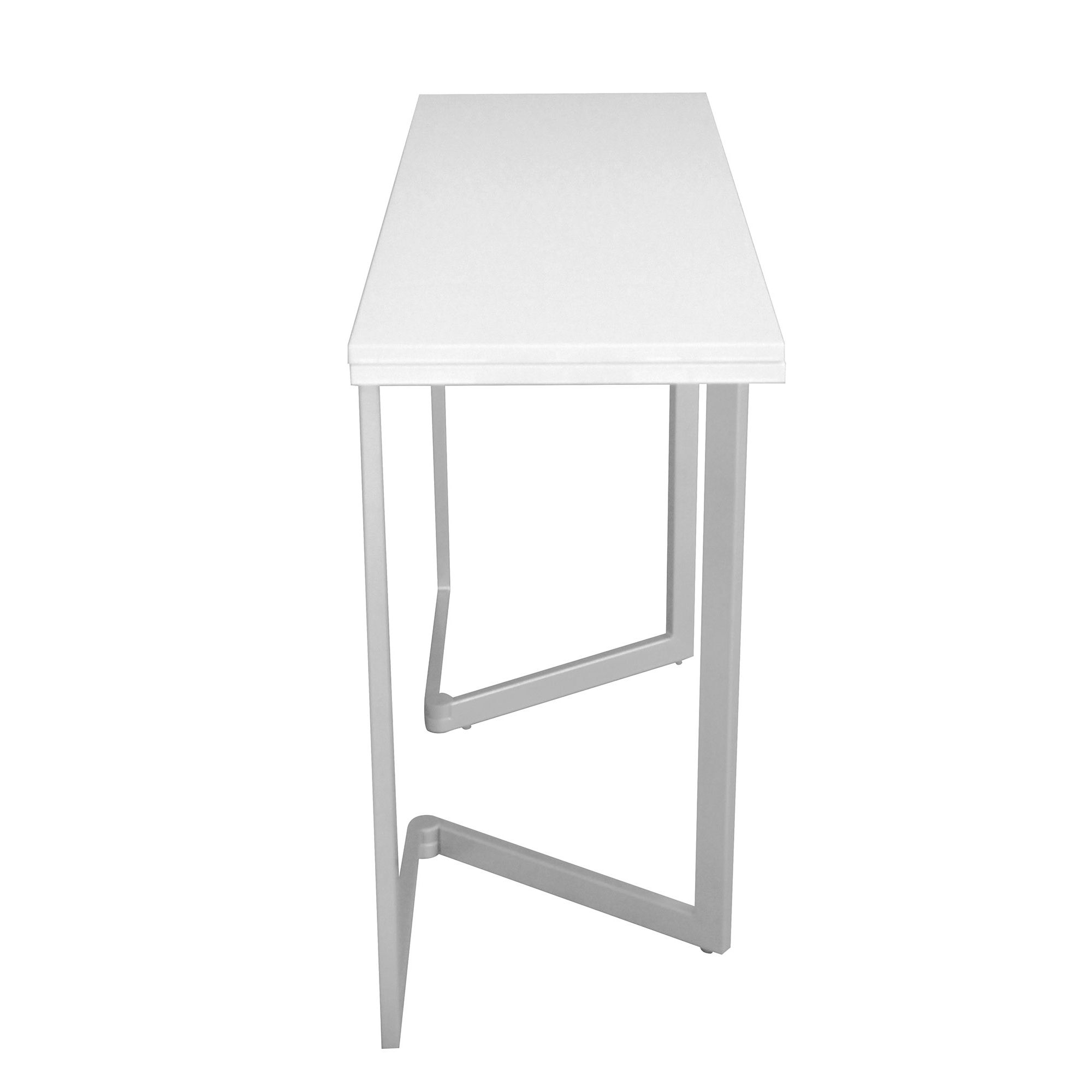 Table console extensible laqu e jade pictures to pin on for Table laquee extensible