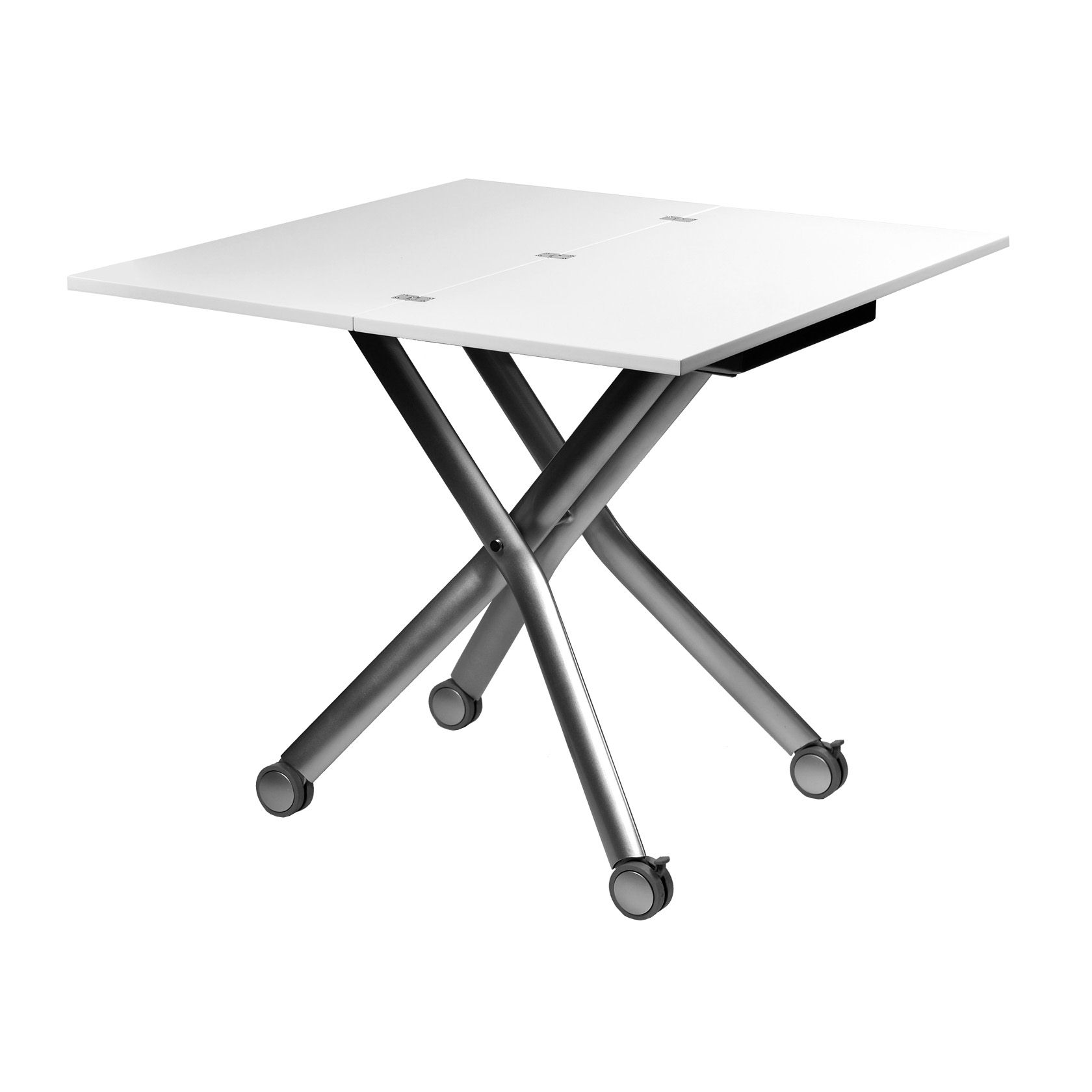 100 table basse laque blanc design table basse for Table extensible glasgow