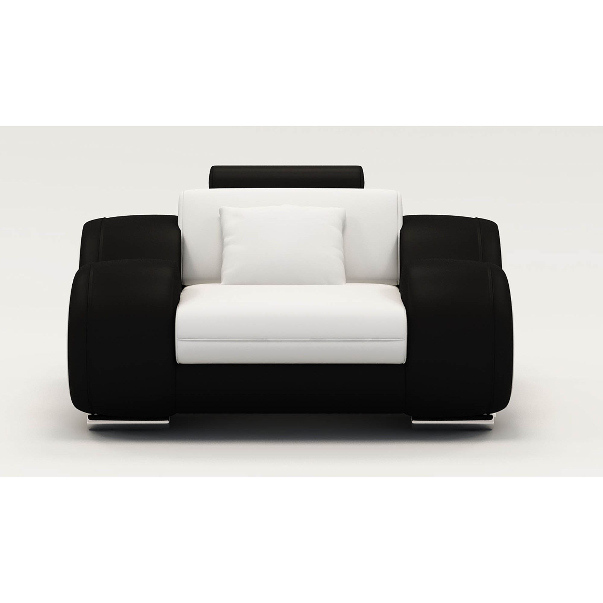 Deco in paris ensemble canape relax design 3 2 1 places for Fauteuil banquette design