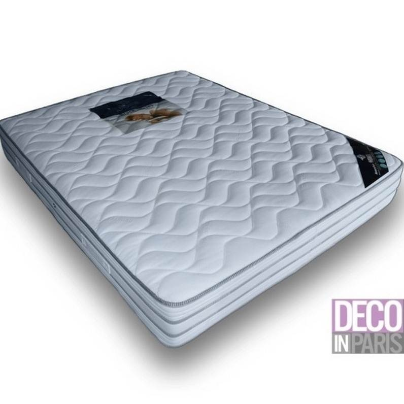 matelas memoire de forme 180x200 orphea matelas 180x200 memoire de forme blanc matelas mousse. Black Bedroom Furniture Sets. Home Design Ideas