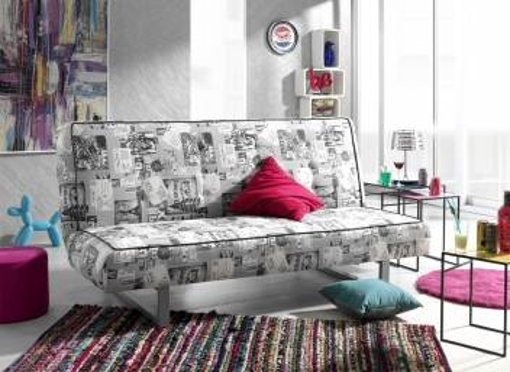 deco in paris canape convertible. Black Bedroom Furniture Sets. Home Design Ideas