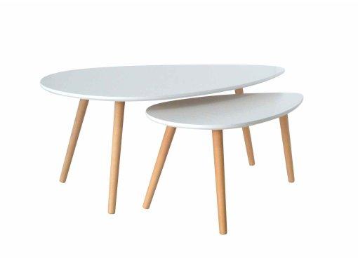 Deco in paris table basse - Table salon scandinave ...