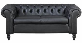 Deco in paris canape chesterfield for Chesterfield canape