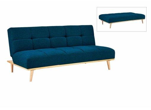 deco in paris 4 banquette clic clac scandinave 3 places. Black Bedroom Furniture Sets. Home Design Ideas