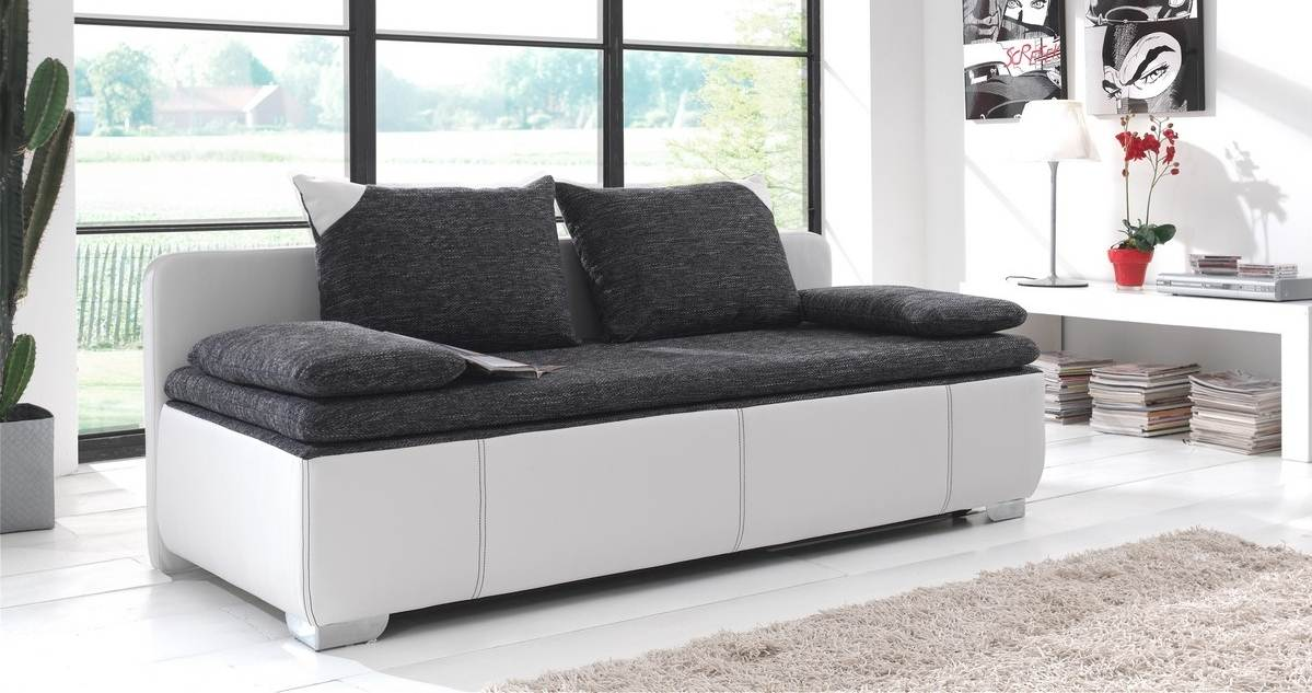 deco in paris canape convertible. Black Bedroom Furniture Sets. Home Design Ideas